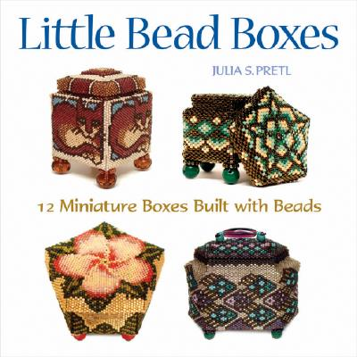 Little Bead Boxes By Pretl, Julia S.